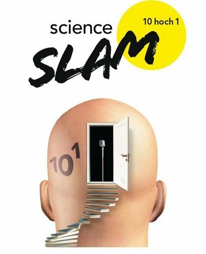 zehnHOCHeins – der Münchner Science Slam